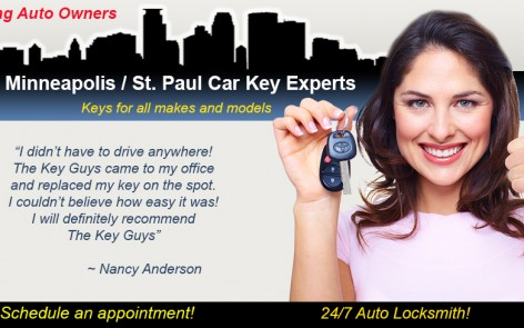 Get New Car Key Without Spare