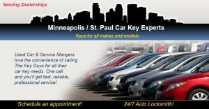 Car Keys for Car Dealers