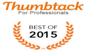Thumbtack award #1 Locksmith in Minneapolis 2015
