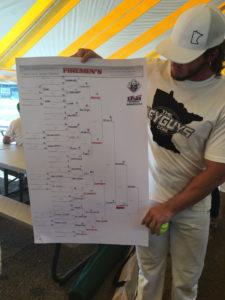 Fireman's Tournament Won by The Key Guys