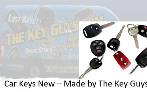 car keys new