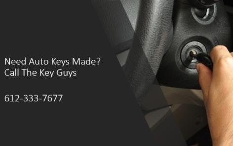 Car Keys Programmed