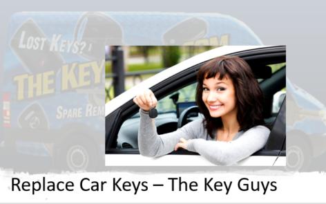 Replace Car Keys - Call The Key Guys