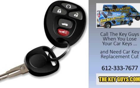 Replace Car Keys Oakdale, MN