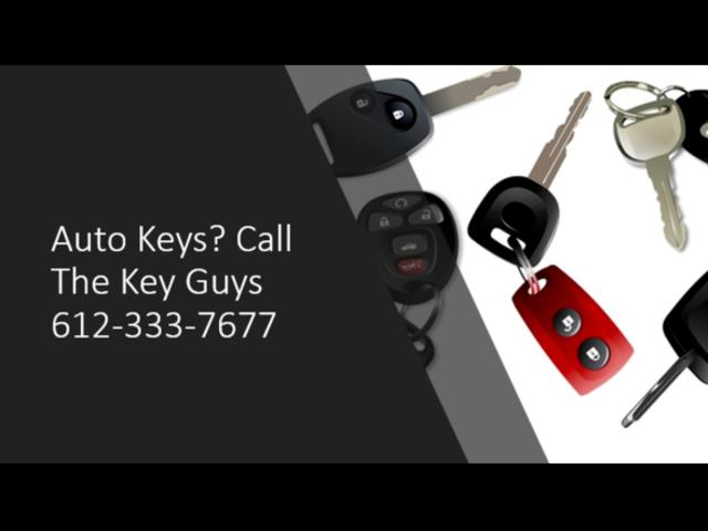 Car Locksmith The Key Guys